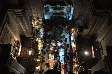 Design: boom di visitatori al Mercato Meraviglia di Napoli