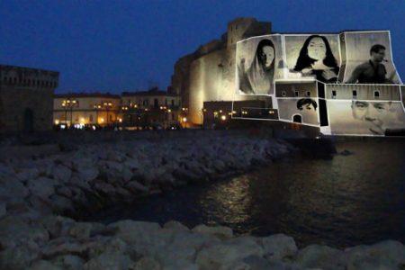 Napoli festeggia il 25 aprile con uno spettacolo pirotecnico sul Lungomare