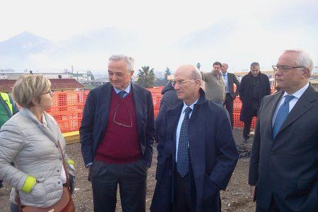 Statale del Vesuvio, lavori completati entro novembre