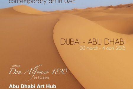 Filo diretto tra la Campania e gli Emirati Arabi all'insegna dell'arte