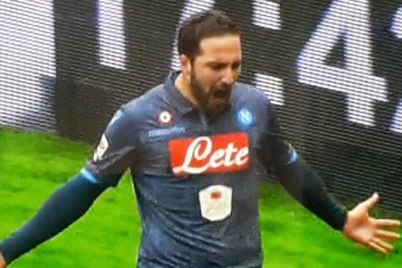 L'Inter beffa il Napoli nel finale, fallisce l'operazione secondo posto