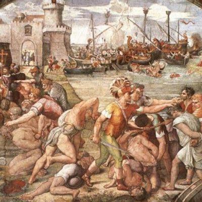 A Sud di Roma: quando i musulmani assediarono (davvero) la città