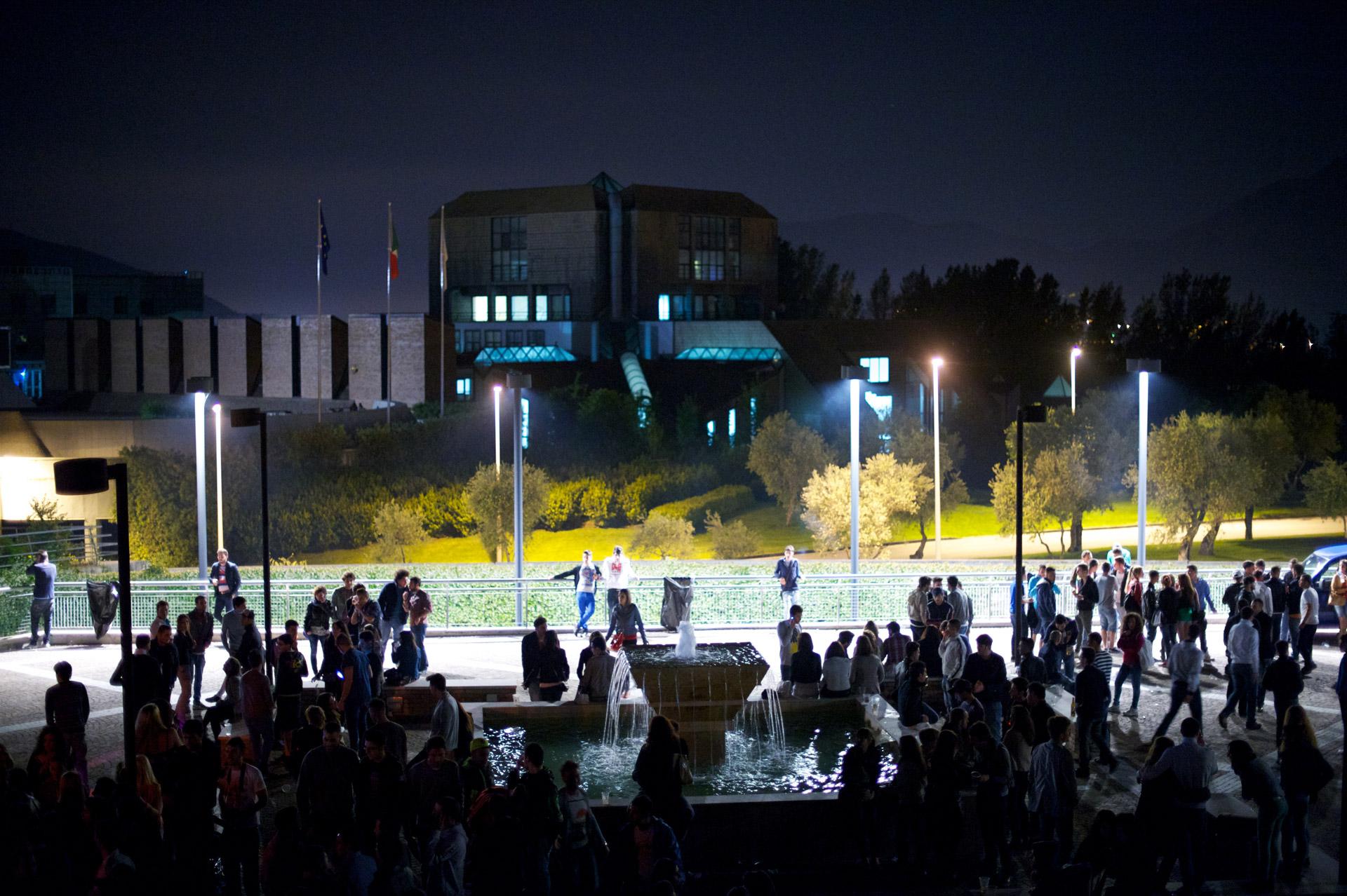 Università di Salerno: al via l'orientamento degli studenti alla scelta della facoltà