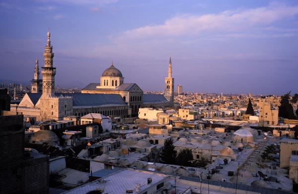Quel filo sottile fra Damasco e il Cairo
