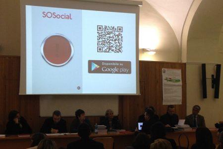Arriva SOSocial, la nuova app che ti aiuta se c'è un'emergenza