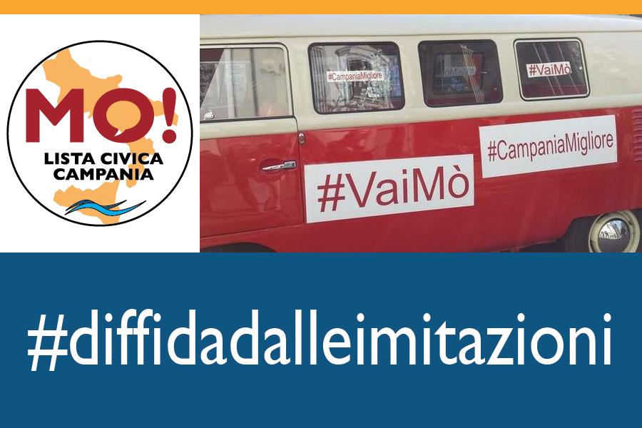 Lista MO, ecco i 50 candidati per la Campania