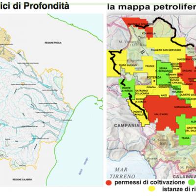 Basilicata, acqua o petrolio?