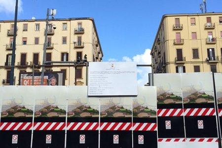 Vomero, cantieri-tartaruga: ancora ritardi nei lavori