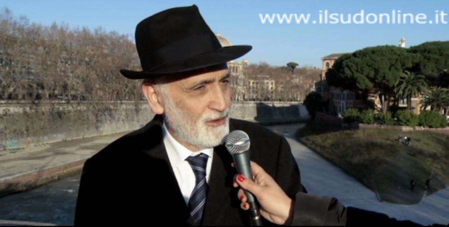 """Videointervista al Rabbino capo di Venezia: """"Con la legge sul negazionismo una svolta storica. Non possiamo dimenticare la Shoa del Sud…"""""""