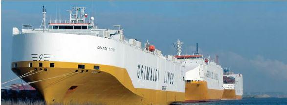 Grimaldi Lines: un premio giornalistico per potenziare le Autostrade del Mare