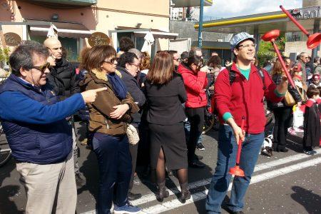 Catania, i mille colori del Carnevale sul Lungomare liberato