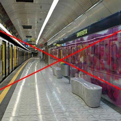 Dal metro alle strade, Napoli città chiusa: lo sfascio dei trasporti