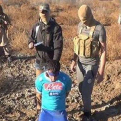 Isis, indossava la maglia del Napoli il poliziotto iracheno decapitato