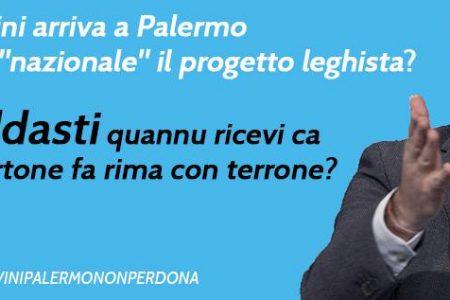 Salvini a Palermo? Facebook chiama a raccolta i terroni