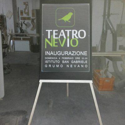Grumo Nevano, nasce un nuovo teatro