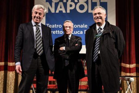 Napoli: silenzio, si rialza il sipario sul teatro Nazionale