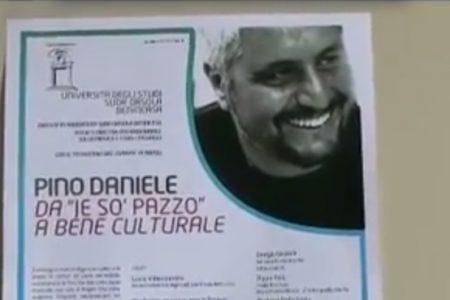 Pino Daniele? Un bene culturale…