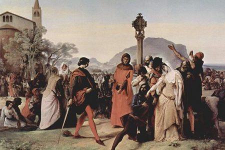 Accadde oggi nel Sud, 31 marzo 1282: i Vespri siciliani