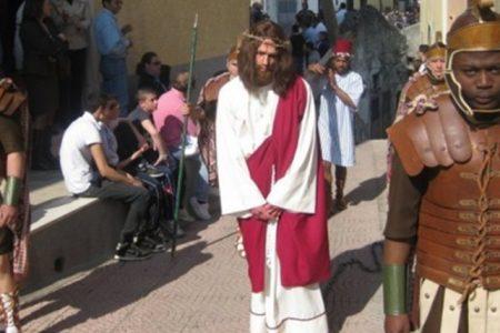 Il Sud che sorprende, a Barile in Lucania la più antica Passione di Cristo