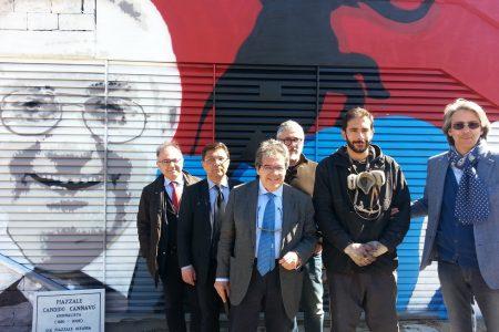 """Una piazza dedicata da Candido Cannavò, Bianco: """"Per Catania è un obbligo morale"""""""