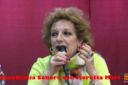 Fioretta Mari, a scuola di cinema ricordando Massimo Troisi