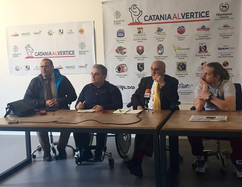 Catania: a caccia di campioni nel quartiere di Librino