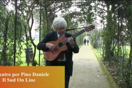 """Il musicista di Murolo: """"Sì al teatro per ricordare Pino Daniele"""""""