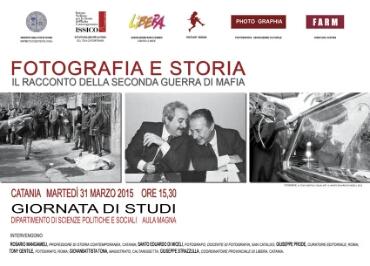 Fotografia e storia, guerra e mafia