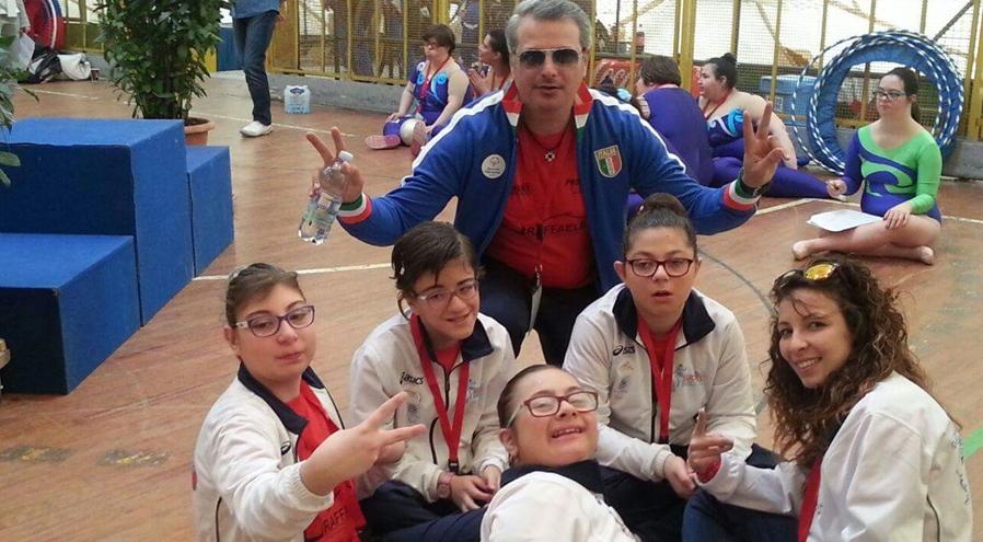 Special Olympics di Prato, la Calabria protagonista
