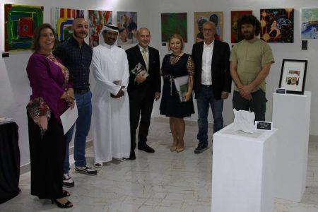 L'arte italiana in mostra a Dubai e Abu Dhabi
