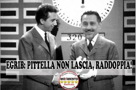 Pittella non lascia, raddoppia! Anche i rifiuti tra le competenze del nascente EGRIB