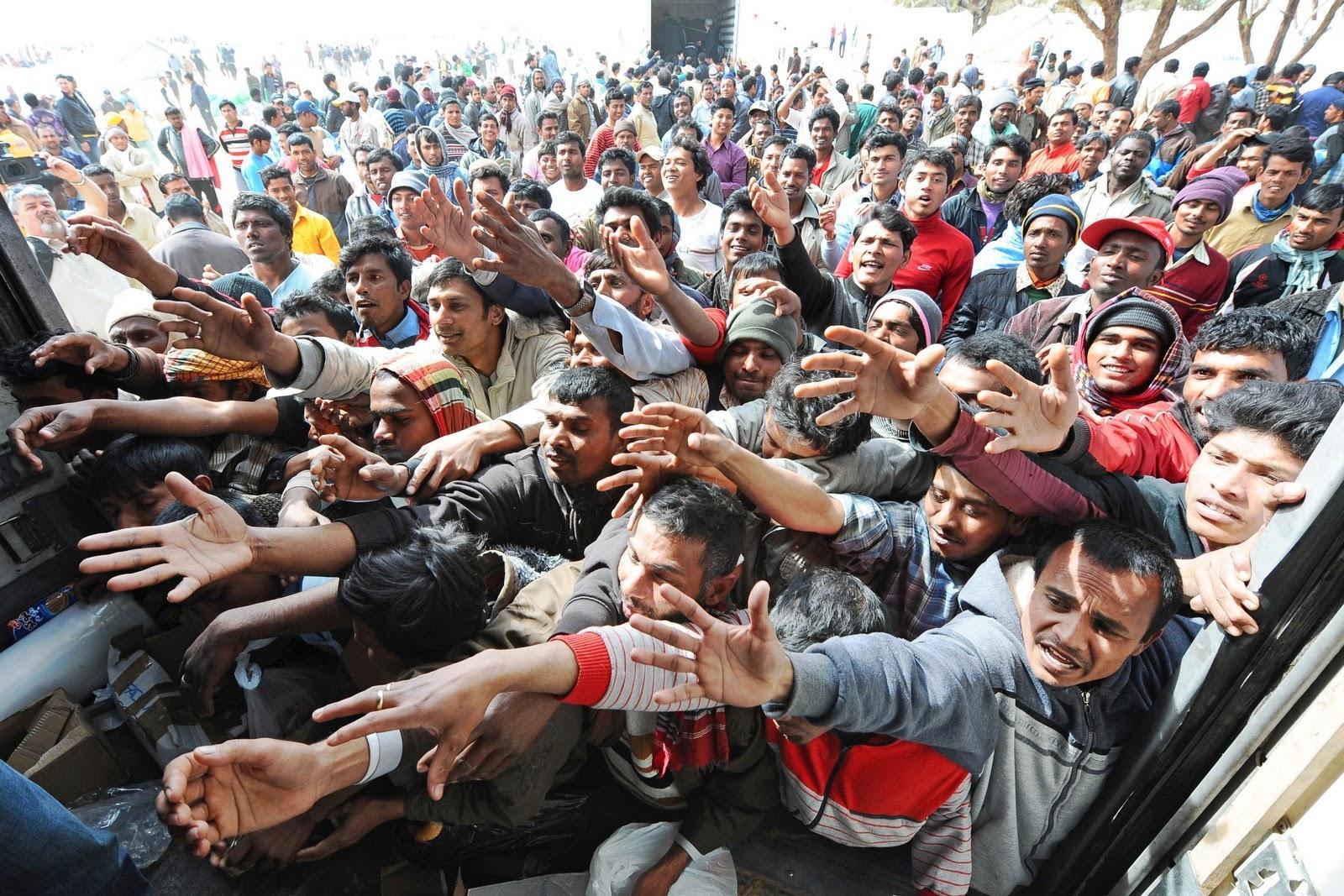 L'ecatombe dei migranti e il cuore grande di Palermo