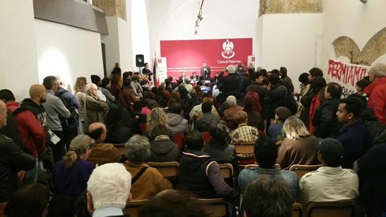 L'ecatombe nel Mediterraneo e il cuore grande di Palermo