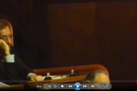Pianisti in Parlamento…