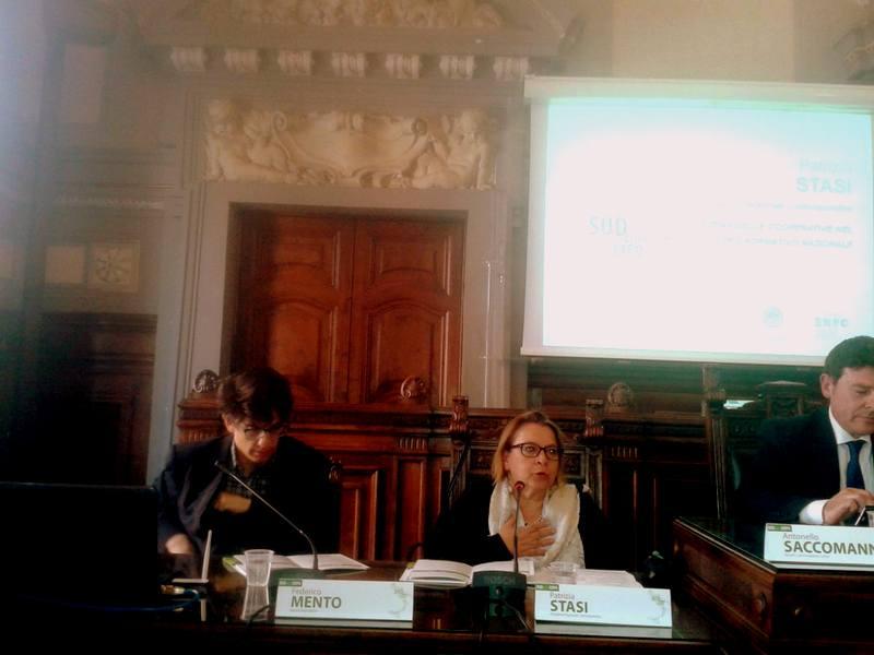 Maria Patrizia Stasi (Confcooperative Campania): basta con le false cooperative