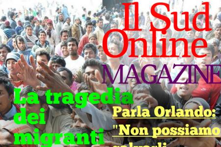 05 – Il Sud On Line Magazine – Emergenza migranti, pericolo amianto, le interviste