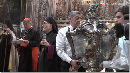 Napoli, a San Gregorio Armeno il presidente della Repubblica Armena