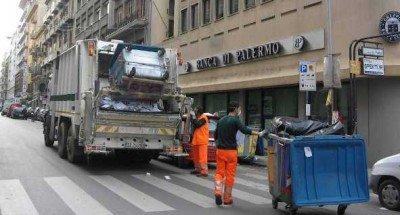Palermo, venerdì nuovo round sull'emergenza rifiuti