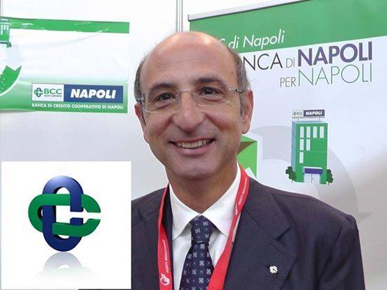 """Banca di Credito Cooperativo di Napoli, il presidente Manzo: """"Investiamo in città tutto quello che raccogliamo"""""""