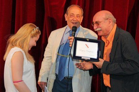 A Vito Faenza il premio Sgarrupato