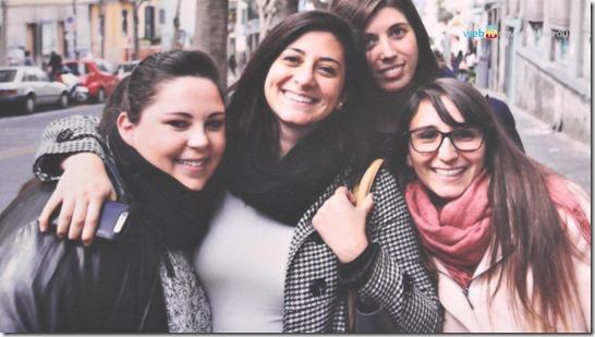 La gente di Napoli in mostra