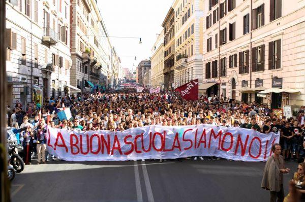 Scuola, sciopero della fame in Campania contro la riforma