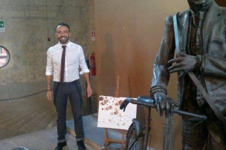 Labirinti IberNATi, la mostra performance Live di Giovanni Castaldi