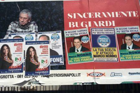 Errori di grammatica, slogan ironici e pochi programmi: la sagra dei manifesti elettorali