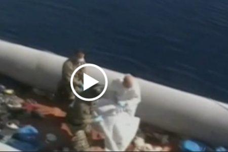 Nuova strage di migranti, 17 morti su un gommone