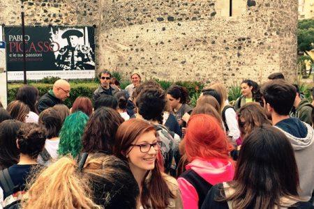 IL SUD CHE SORPRENDE. Boom di visitatori per la mostra di Picasso a Palermo