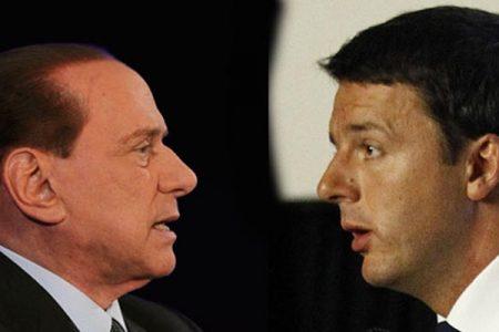LE NOTIZIE DEL GIORNO. Renzi, scontro frontale con Berlusconi – Debiti Grecia, si apre uno spiraglio