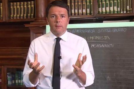 LE NOTIZIE DEL GIORNO. Renzi difende la riforma della scuola – Rimborso graduale per le pensioni