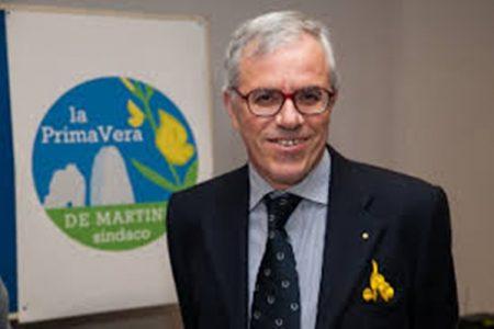 """Giovanni De Martino: """"Così trasformo Capri in una smart island"""""""