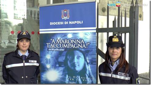 A Marronn t'accompagna, la campagna per la sicurezza stradale